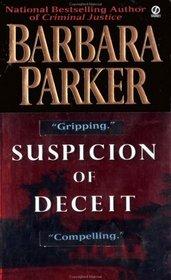 Suspicion of Deceit (Gail Connor and Anthony Quintana, Bk 3)