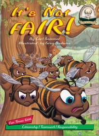 It's Not Fair! Read-Along (Another Sommer-Time Story Series)