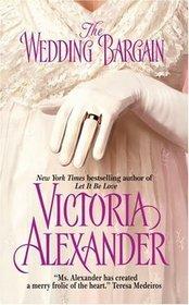 The Wedding Bargain (Effington Family & Friends, Bk 1)