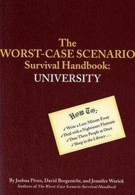 Worst Case Scenario University (Hi