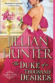 The Duke of a Thousand Desires (The Boscastle Series)