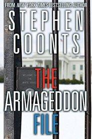 The Armageddon File (Tommy Carmellini, Bk 8)
