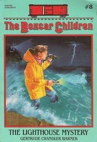 The Lighthouse Mystery (Boxcar Children, Bk 8)
