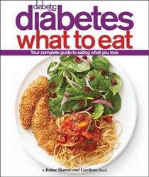Diabetic Living Diabetes What to Eat (Diabetic Magazine)