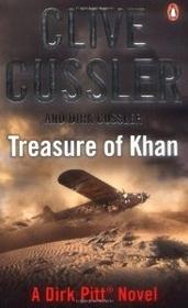 Treasure of Khan (Dirk Pitt, Bk 19)