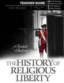 Religious Freedom: A Social & Political History Parent Lesson Planner