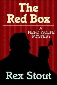 The Red Box  (Nero Wolfe, Bk 4)