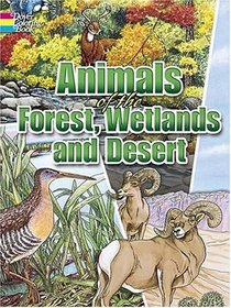 Animals of the Forest, Wetlands and Desert (Boxed Sets/Bindups)