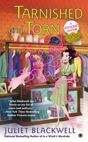 Tarnished and Torn (Witchcraft, Bk 5)
