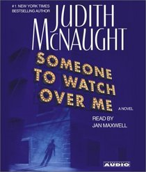 Someone to Watch Over Me (Audio CD) (Abridged)