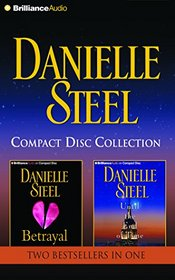 Danielle Steel - Betrayal & Until the End of Time 2-in-1 Collection