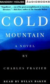 Cold Mountain (Audio Cassette, Abridged)
