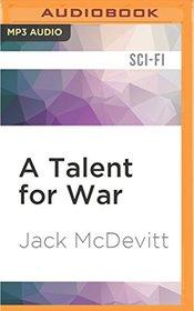 A Talent for War (Alex Benedict, Bk 1) (Audio MP3 CD) (Unabridged)