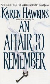 An Affair to Remember (Talisman Ring, Bk 1)