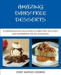 Amazing Dairy-Free Desserts