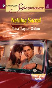 Nothing Sacred (Shelter Valley Stories, Bk 8) (Harlequin Superromance, No 1189)