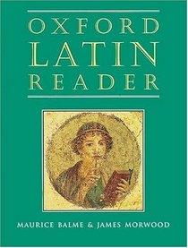 Oxford Latin reader