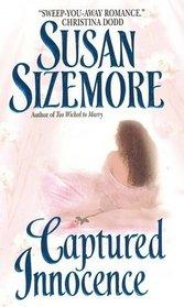Captured Innocence (Avon Romantic Treasure)