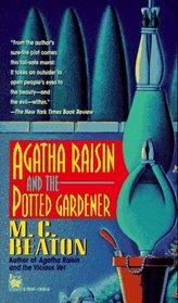 Agatha Raisin and the Potted Gardener (Agatha Raisin, Bk 3)