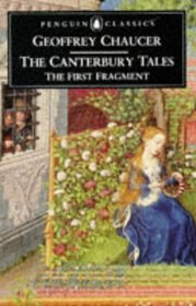 The Canterbury Tales : The First Fragment (Penguin Classics)