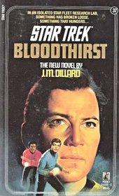 Bloodthirst (Star Trek, No 37)