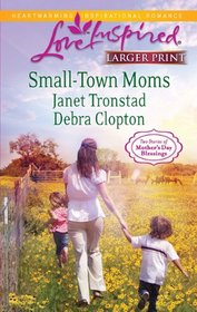 Small-Town Moms: A Dry Creek Family \ A Mother for Mule Hollow (Love Inspired) (Larger Print)