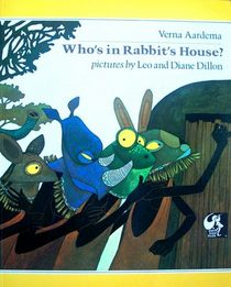 Who's in Rabbit's House? A Masai Tale