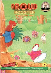 Proud Rooster and Little Hen: Read Along (Another Sommer-Time Story Series)