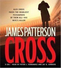 Cross (Alex Cross, Bk 12) (Audio CD) (Abridged)