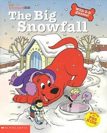 The Big Snowfall - Clifford the Big Red Dog