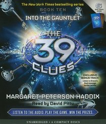 The 39 Clues: Book 10 - Audio