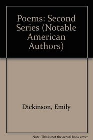 Poems: Second Series (Notable American Authors)