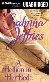 A Hellion in Her Bed (Hellions of Halstead Hall)
