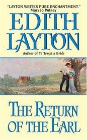 The Return of the Earl (Botany Bay, Bk 1)