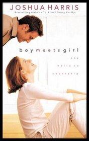 Boy Meets Girl : Say Hello to Courtship
