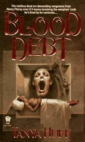 Blood Debt (Vicki Nelson, Bk 5)