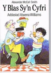 Blas Sy'n Cyfri (Cyfres Corryn) (Welsh Edition)