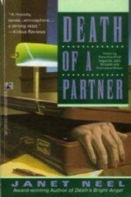 Death of a Partner (Wilson & McLeish, Bk 3)