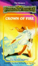 Crown of Fire (Forgotten Realms:  Shandril's Saga, Book 2)