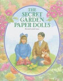 The Secret Garden Paper Dolls