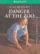 Danger At The Zoo: A Kit Mystery (American Girl Mysteries)