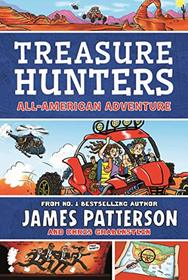 Treasure Hunters: All-American Adventure: (Treasure Hunters 6)