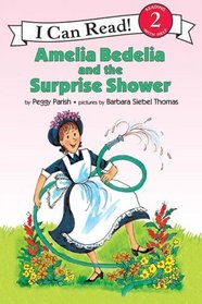 Amelia Bedelia and the Surprise Shower (Amelia Bedelia) (I Can Read, Level 2)