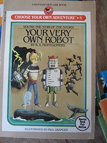 Your Very Own Robot Number 4