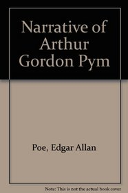Narrative of Arthur Gordon Pym (American Century Series, Ac29)