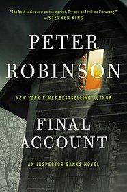 Final Account: An Inspector Banks Novel (Inspector Banks Novels)