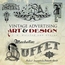 Vintage Advertising Art and Design