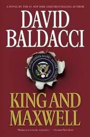King and Maxwell (King & Maxwell, Bk 6)