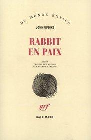 Rabbit en paix