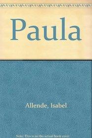 PAULA - LARGE PRINT